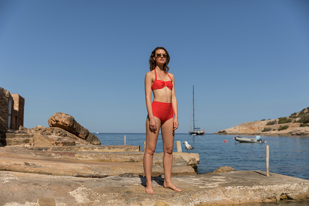 oranje bikini22 kl