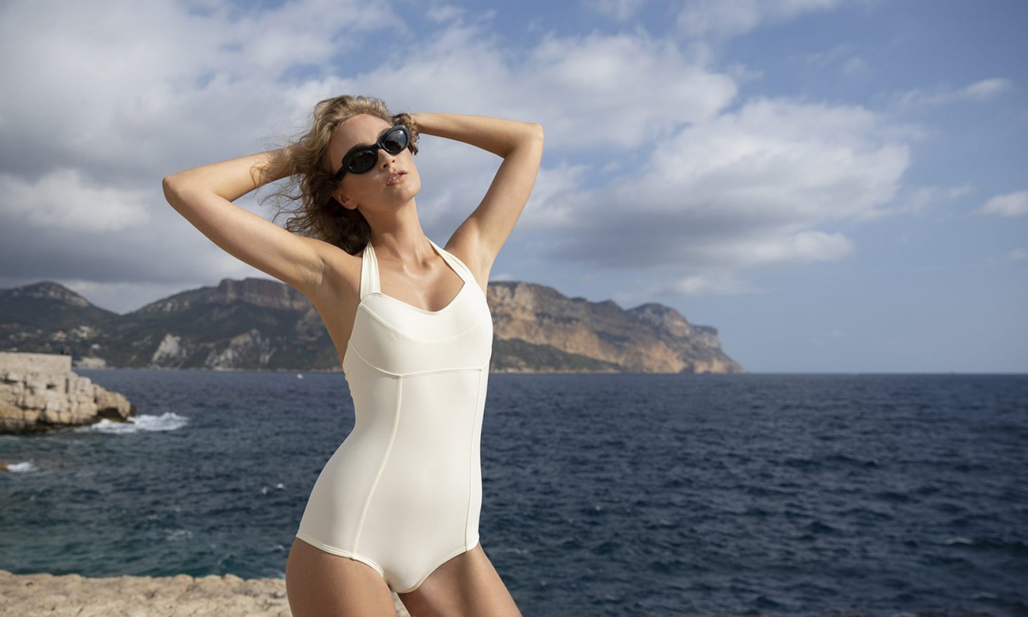 swim + beachwear
